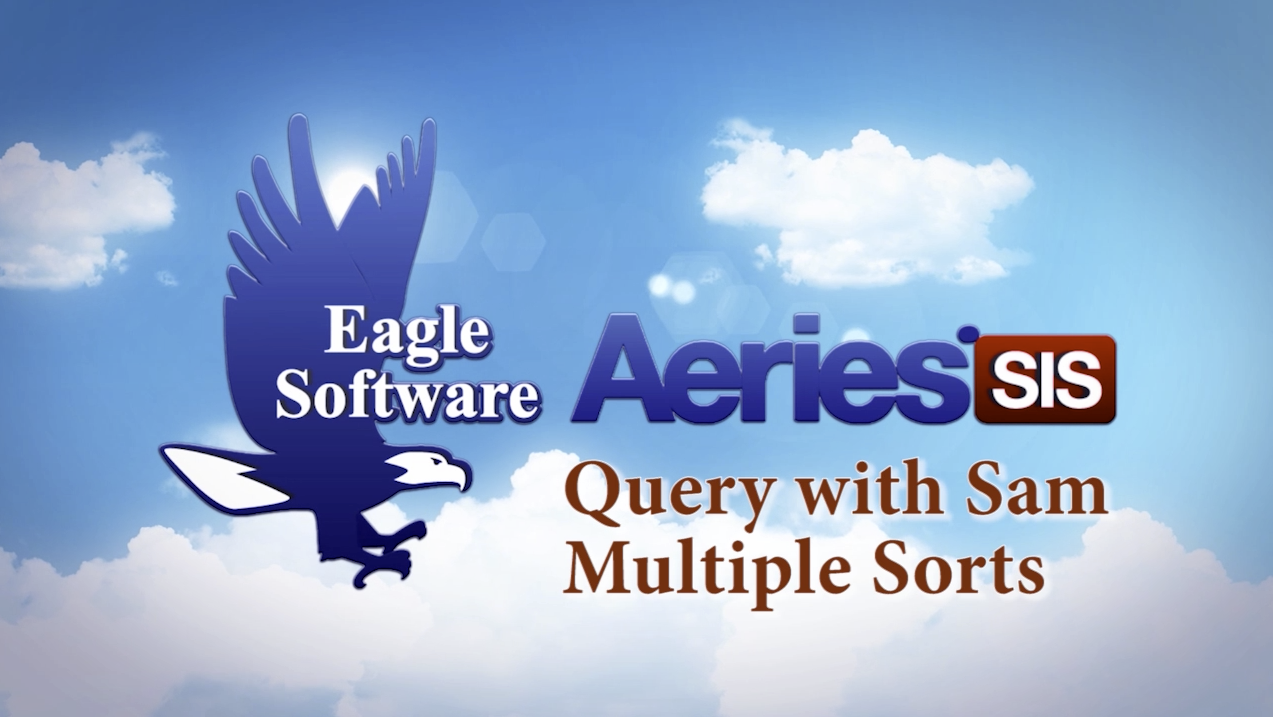 Aeries Student Information System - Eagle Software - Aeries ...